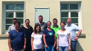 Austausch in Esslingen